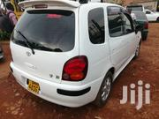 New Toyota Spacio 1999 White   Cars for sale in Central Region, Kampala