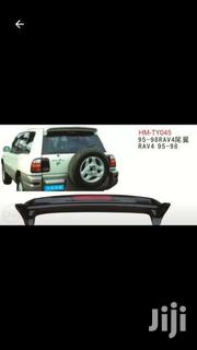 Rav4 Spoiler. But Also Other Cars Available | Vehicle Parts & Accessories for sale in Central Region, Kampala