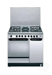 Ariston   4 Gas + 2 Electric Combination Cooker  Stainless Steel | Home Appliances for sale in Central Region, Kampala