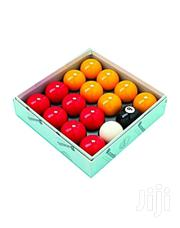 Pool Table Ball Set | Sports Equipment for sale in Central Region, Kampala