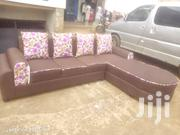 A Ready L Shape Six Seater Sofa | Furniture for sale in Central Region, Kampala