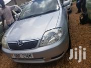 Toyota Allex 2005 Gray   Cars for sale in Central Region, Kampala