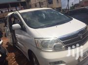 Toyota Alphard 2001 White | Cars for sale in Central Region, Kampala