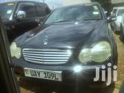 Mercedes-Benz C180 2002 Black | Cars for sale in Central Region, Kampala