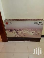 Brand New Lg 49inch Smart Uhd 4k Tvs | TV & DVD Equipment for sale in Central Region, Kampala