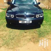 BMW 7 Series 2005 Black | Cars for sale in Central Region, Kampala