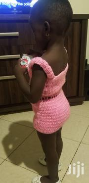 Crochet Top And Short Set | Children's Clothing for sale in Central Region, Kampala
