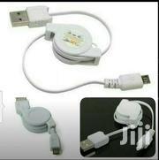 Retractable Micro USB Data Cord Charger Cableretractable Micro USB Dat | Clothing Accessories for sale in Central Region, Kampala