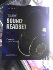 SONY Xy-910 Headphones | Headphones for sale in Central Region, Kampala