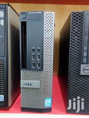 Desktop Computer Dell OptiPlex 7050 4GB Intel Core i3 HDD 500GB | Laptops & Computers for sale in Central Region, Kampala