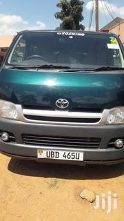 Toyota HiAce 2006 Green   Cars for sale in Central Region, Kampala