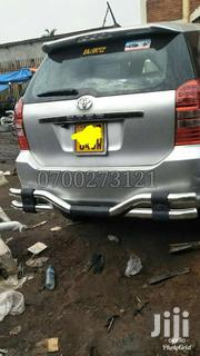 Rear Guard Fitted In Toyota Wish I | Vehicle Parts & Accessories for sale in Central Region, Kampala