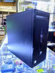 New Desktop Computer HP ProDesk 600 G3 4GB Intel Core i5 HDD 500GB | Laptops & Computers for sale in Central Region, Kampala