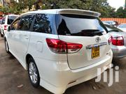 New Toyota Wish 2009 White | Cars for sale in Central Region, Kampala