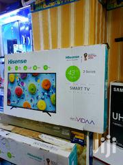 Brand New Hisense 43inch Smart Uhd 4k Tvs | TV & DVD Equipment for sale in Central Region, Kampala