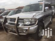 New Mitsubishi Pajero 1998 Silver | Cars for sale in Central Region, Kampala