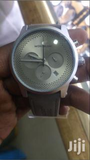 Mont Blanc Men's Watch (Slightly Negotiable) | Watches for sale in Central Region, Kampala