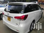 Toyota Wish 2012 White | Cars for sale in Central Region, Kampala