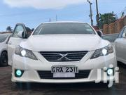 Toyota Mark X White | Cars for sale in Central Region, Kampala