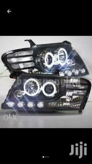 Pajero Bitama Headlamps Replacement From Ordinary To Supper   Vehicle Parts & Accessories for sale in Central Region, Kampala