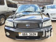 Subaru Forester 2004 Automatic Black   Cars for sale in Central Region, Kampala