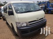 Toyota HiAce 2009 White | Buses & Microbuses for sale in Central Region, Kampala