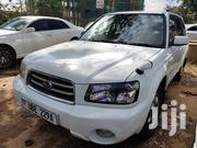 New Subaru Forester 2004 White | Cars for sale in Central Region, Kampala