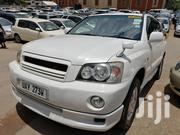 New Toyota Kluger 2002 White | Cars for sale in Central Region, Kampala