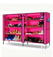 Four Layer Shoe Rack | Furniture for sale in Central Region, Kampala