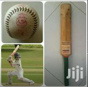 Cricket Bat & Ball | Sports Equipment for sale in Central Region, Kampala