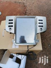 Mark X Tesla Style Radio | Vehicle Parts & Accessories for sale in Central Region, Kampala