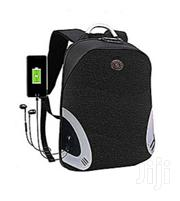 Anti Thefty Laptop Bag For Laptop Safety - Usb Port & Earphone Port | Bags for sale in Central Region, Kampala