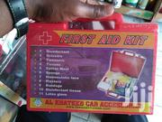 Immediate Car First Aid Box | Vehicle Parts & Accessories for sale in Central Region, Kampala