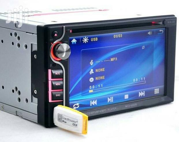 Car Radio With Video