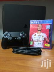 PS4 Slim With Fifa 20 With One Controller | Video Game Consoles for sale in Central Region, Kampala