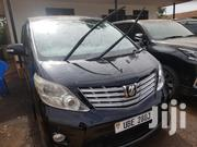 Toyota Alphard 2012 Black | Cars for sale in Central Region, Kampala