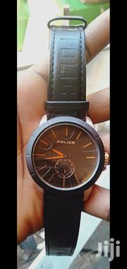 Police Leather Watch | Watches for sale in Central Region, Kampala