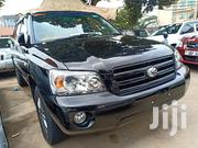 New Toyota Kluger 2005 Black | Cars for sale in Central Region, Kampala