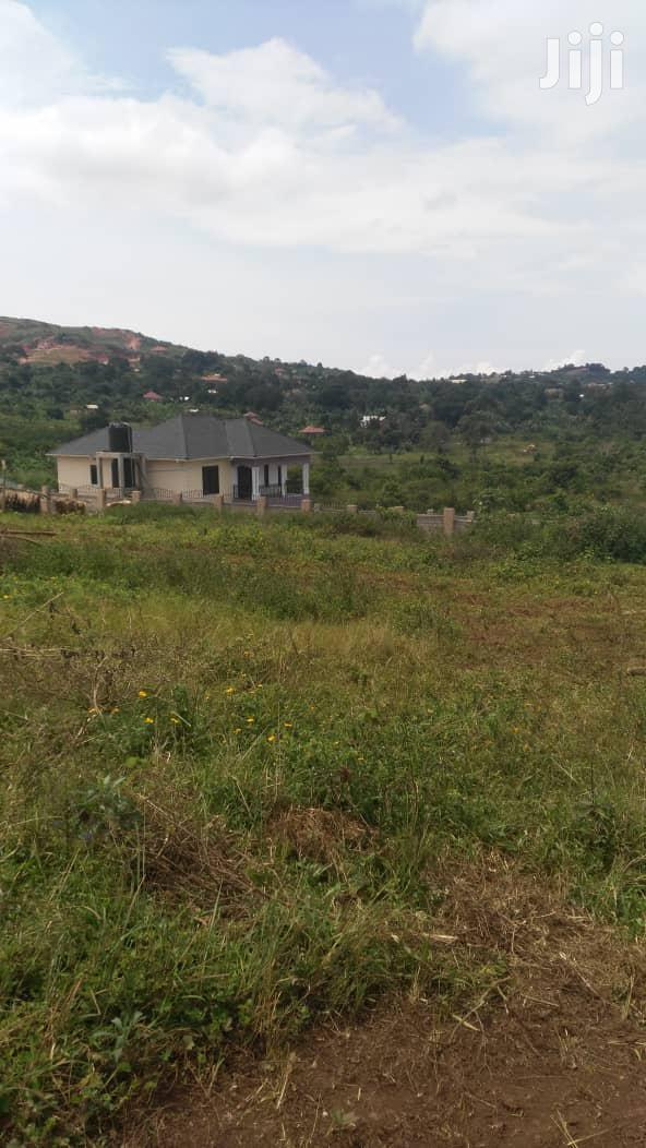 Archive: 25 Decimals Plot on Quick Sale in Heart of Kasenge With Private Title