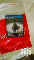 Shadow In Mordor Ps4 Game | Video Games for sale in Kampala, Central Region, Uganda