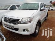 Toyota Hilux 2011 2.5 D-4D 4X4 SRX White | Cars for sale in Central Region, Kampala