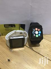 Brand New A1 Smart Watch With Bluetooth And Sim Card | Smart Watches & Trackers for sale in Central Region, Kampala