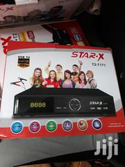 Star-X T2 Free To Air Decoder | TV & DVD Equipment for sale in Central Region, Kampala