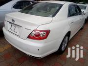 New Toyota Mark X 2008 White   Cars for sale in Central Region, Kampala