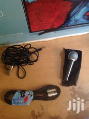 Shure Microphone With XLR And Jack Cable | Accessories & Supplies for Electronics for sale in Central Region, Kampala