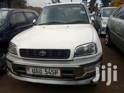 Toyota RAV4 1999 White | Cars for sale in Central Region, Kampala