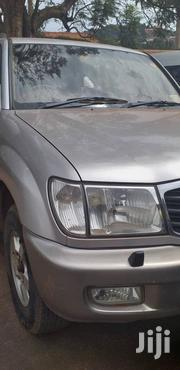 Toyota Land Cruiser 2002 Silver | Cars for sale in Central Region, Kampala