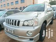 New Toyota Kluger 2003 Silver | Cars for sale in Central Region, Kampala