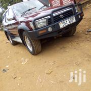 Toyota Surf 1995 Red | Cars for sale in Central Region, Kampala