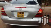 Mercedes-Benz E350 2004 Silver | Cars for sale in Central Region, Kampala